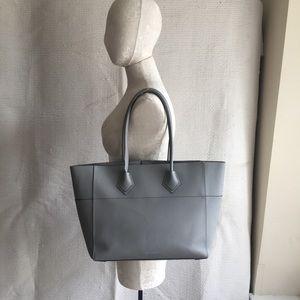 Rebecca Minkoff Leather Market Tote Shoulder Bag